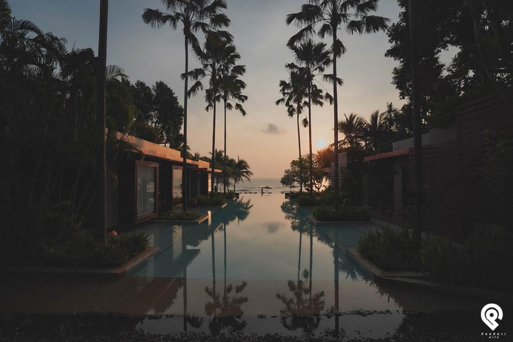 เติมเต็มการพักผ่อน กับบรรยากาศสุดชิล ริมทะเล @ Haven Huahin