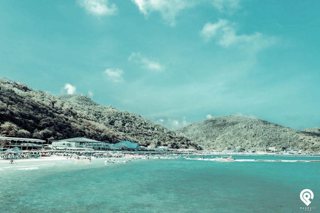 """""""เกาะล้าน"""" One Day Trip  หนีดอย ไปโดดน้ำ ตู้ม ตู้ม"""