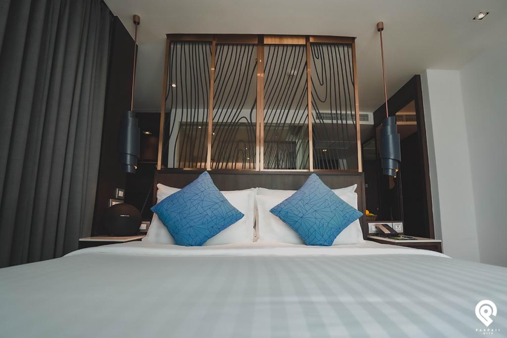 ดื่มด่ำบรรยากาศการพักผ่อน สุดชิล ริมทะเล @ MYTT Beach Hotel