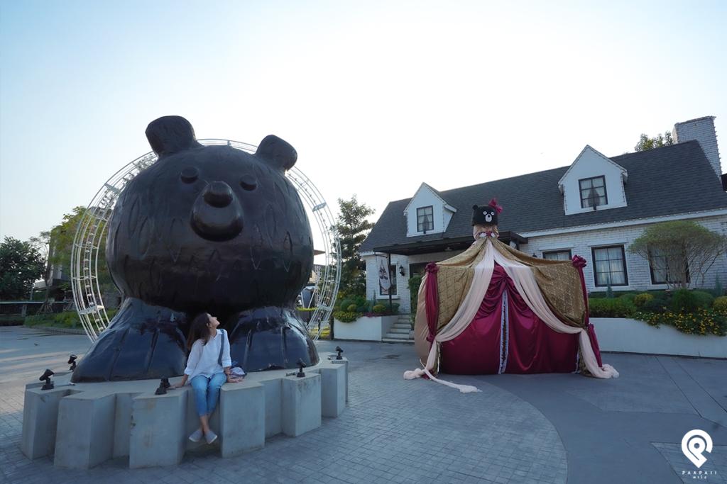 """เลนส์ติดปาก ที่ร้าน """"Villa De Bear"""" คาเฟ่หมีสุดคิวท์ @ ราชพฤกษ์"""
