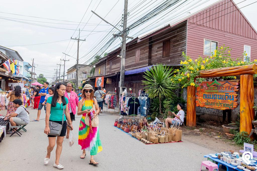 2 วัน 1 คืน วันหยุดเที่ยวปราณบุรี ลุยตลาดเก่า