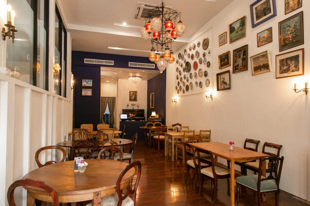 """""""กินอยู่ได้ ณ สามเสน"""" ร้านอาหารไทยใจกลางเมือง"""
